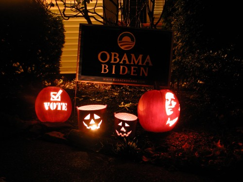 Vote for Obama!