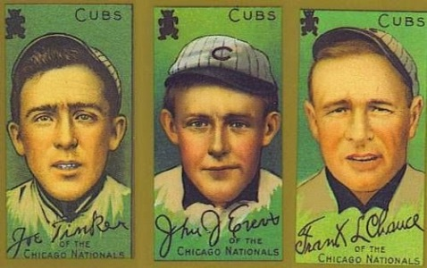 Image result for tinker to evers to chance