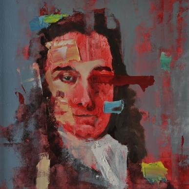 Mike Newton Artist—Voltaire 1694-1778