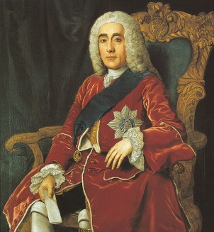 Bath, Art and Architecture: Lord Chesterfield by Stephen Slaughter, Dublin  Castle