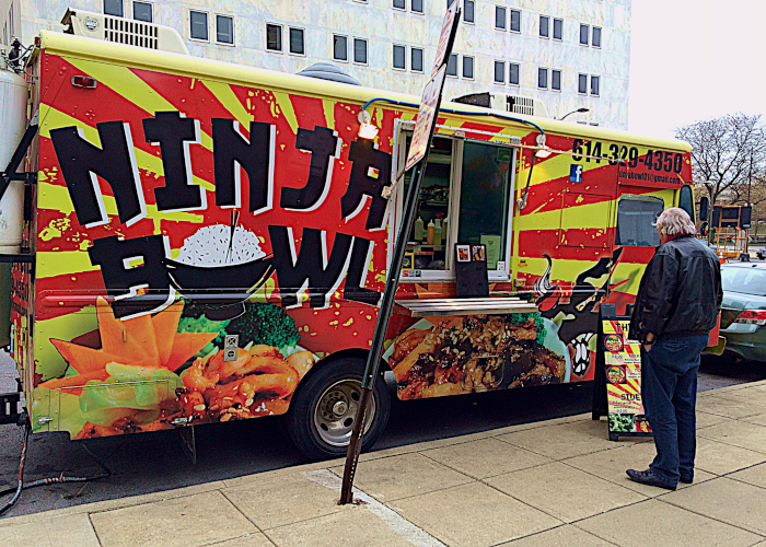 The Finest Food Trucks in Central Ohio