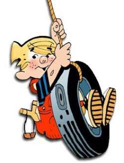Bilinick: Dennis The Menace Cartoon Photos And Wallpapers