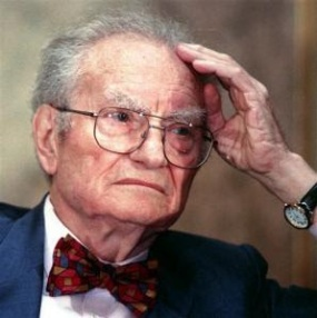 Economist Paul Samuelson, Dead at 94