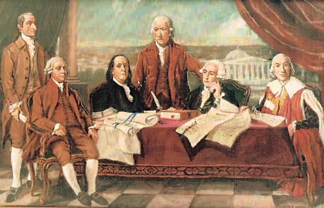 OTD in History… September 3, 1783, the Treaty of Paris ends American  Revolutionary War | by Bonnie K. Goodman | Medium