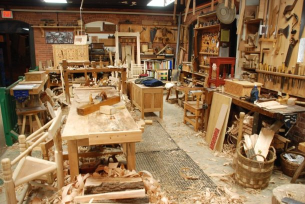 5: $1,000 to Outfit a Woodworking Shop — Crafted Workshop